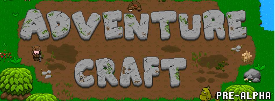 Adventure Craft Pre-Alpha 1.02