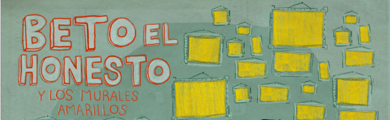 Beto el honesto y los murales amarillos (Unity Web Player)