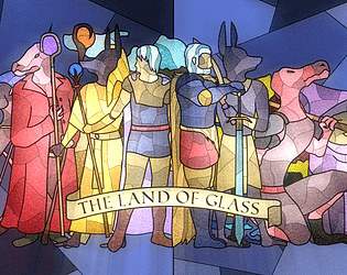 The Land of Glass [$14.99] [Card Game] [Windows]