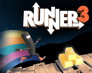 Runner3 [$19.99] [Rhythm] [Windows] [macOS]