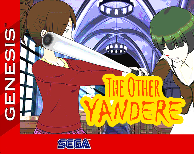 The Other Yandere (Unreleased 1999 Demo)   Sega Genesis Mega