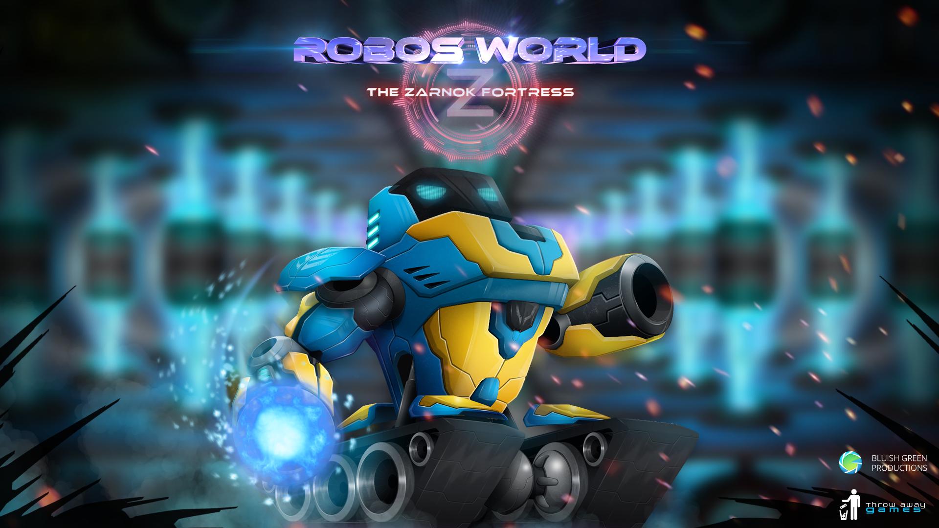 Robo's World: The Zarnok Fortress Demo