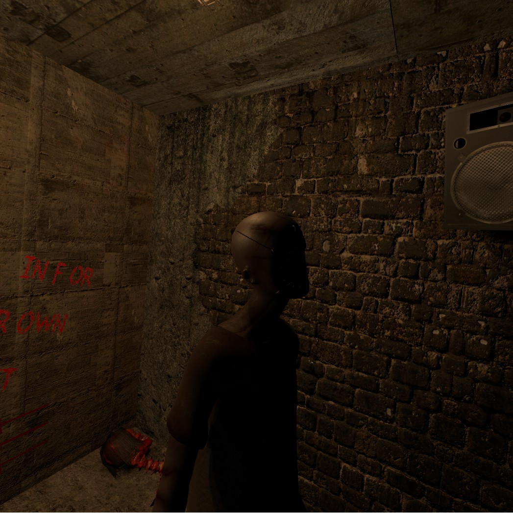 Under - A VR Horror Experience (HTC Vive) by CB_Games