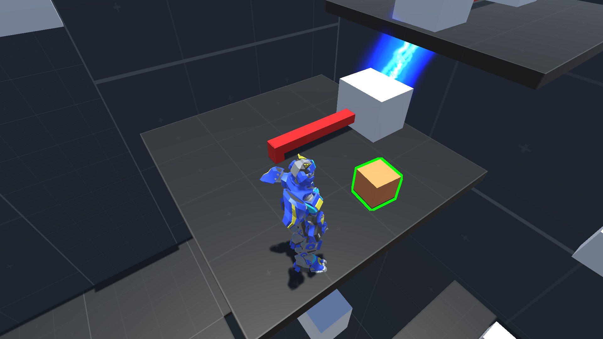 After the Game Jam - Elevator Circuit by tykenn