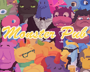 Monster Pub Chapter 3 [$3.00] [Role Playing] [Windows] [macOS]