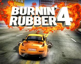 Burnin' Rubber 4 [$4.99] [Action] [Windows]