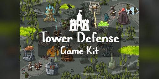 Top game assets tagged Tower Defense - itch io