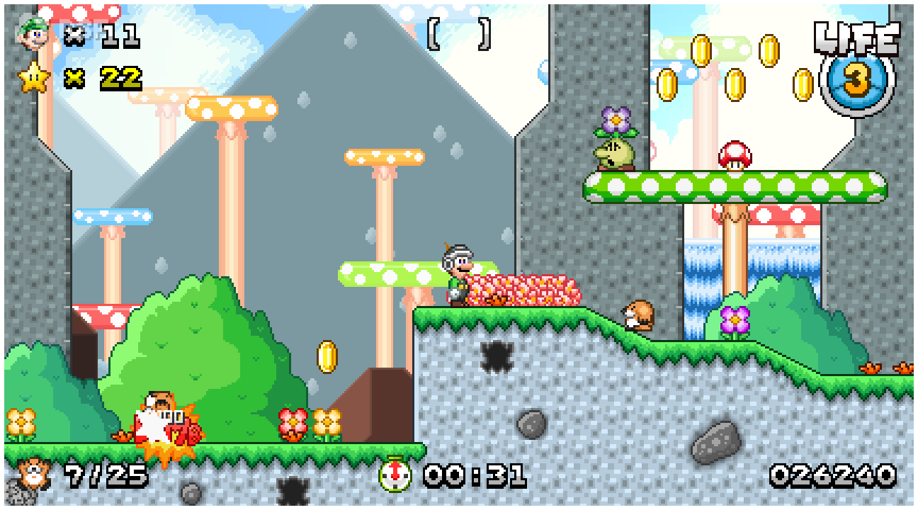 Super mario bros crossover free download for pc | Download