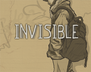 Invisible - Homeless Simulator by Ruiting