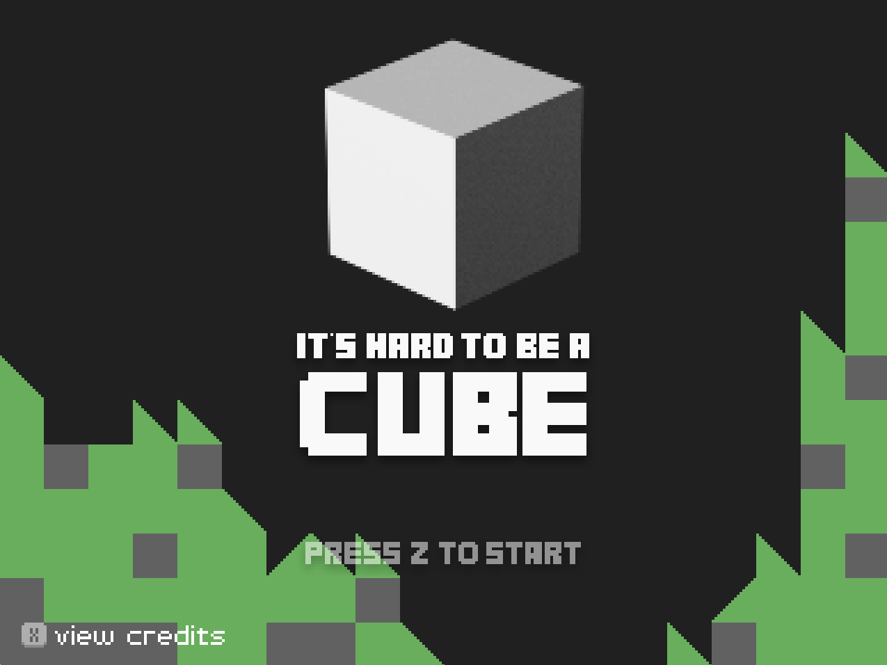 It's Hard To Be A Cube (IHTBAC)