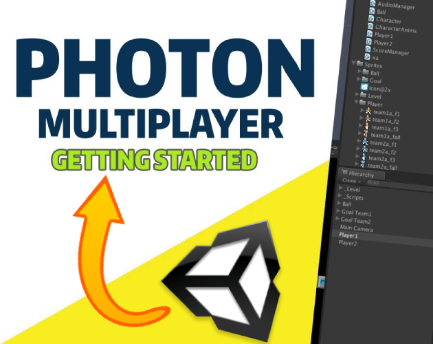 Unity 2018: 2D Multiplayer Photon Tutorial [BTO] by BTOUnit