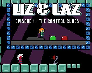 Liz & Laz: The Control Cubes Thumbnail