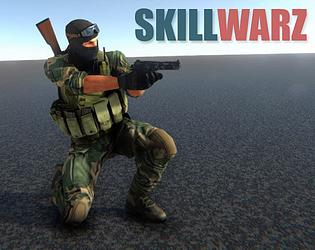 SkillWarz [Free] [Shooter] [Windows] [macOS] [Linux]
