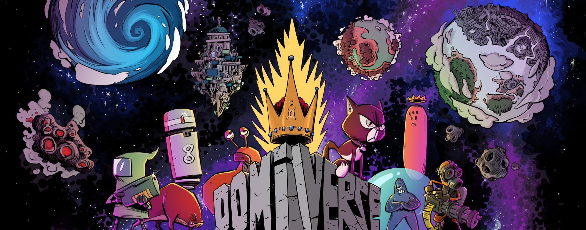 Domiverse (early access)
