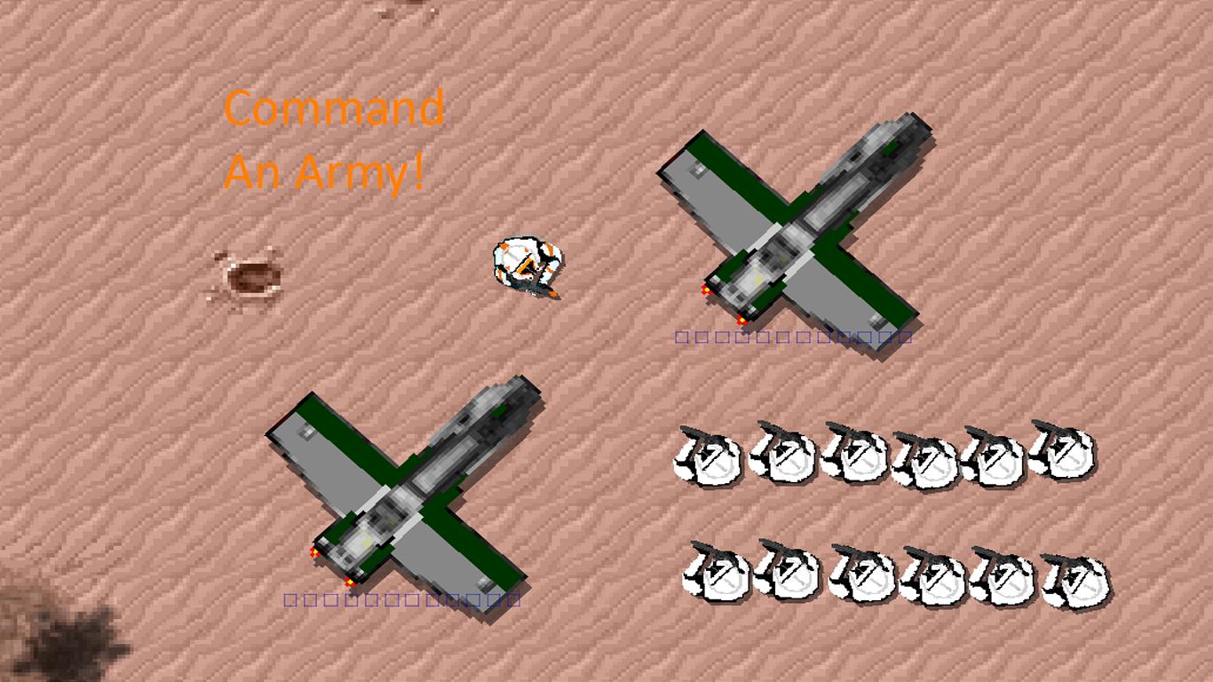 rusted war