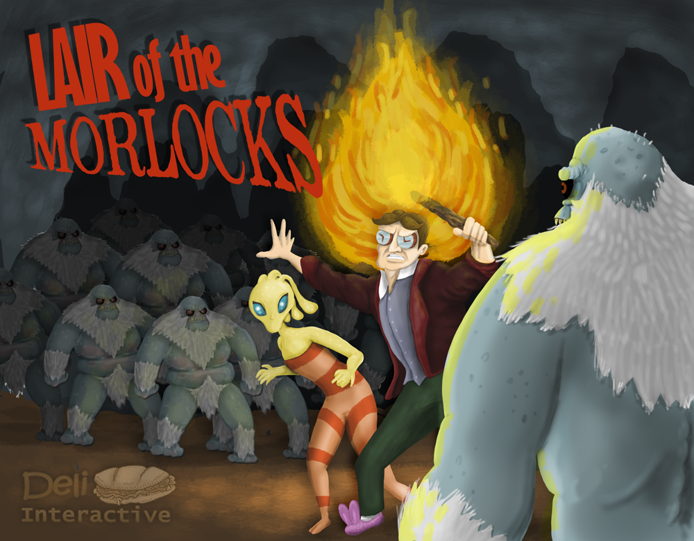 Lair of the Morlocks
