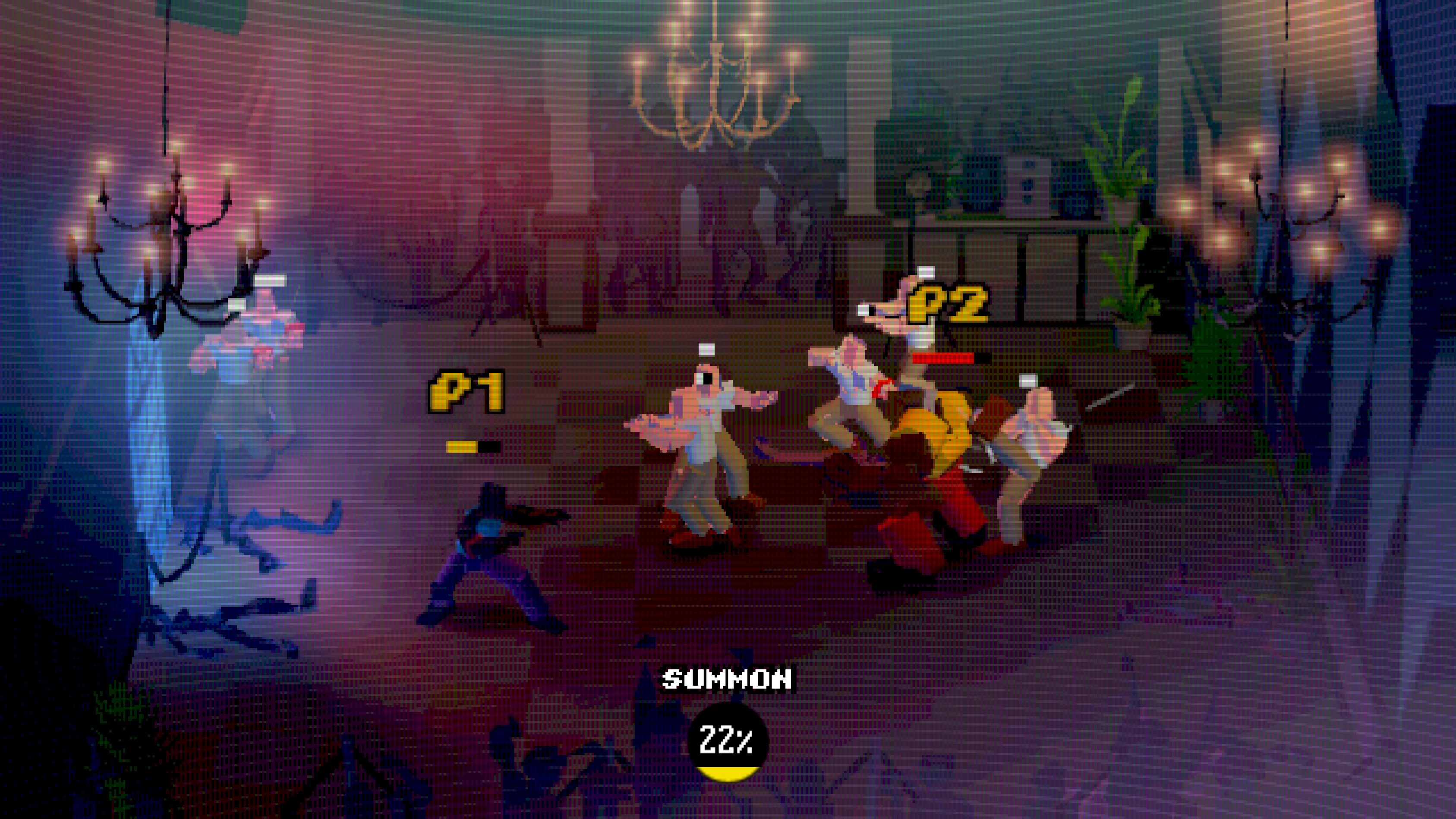new game: Dream Hard, a queer brawler defense game - Dream