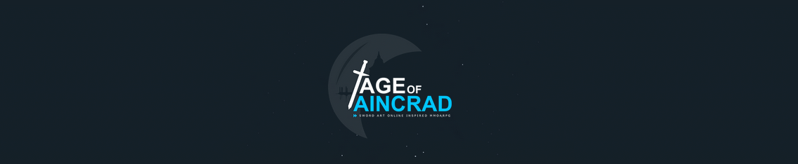 Age of Aincrad (Sword Art Online Inspired MMOARPG)