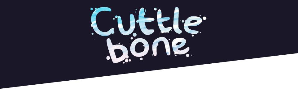 Cuttlebone