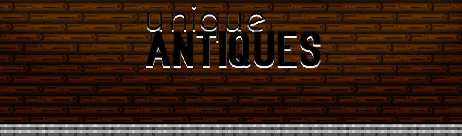 Unique Antiques (Prototype)