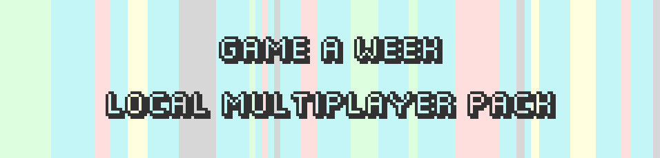 Game a Week: Local Multiplayer Bundle