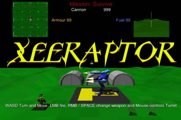 Xeeraptor [WebGL + PC]