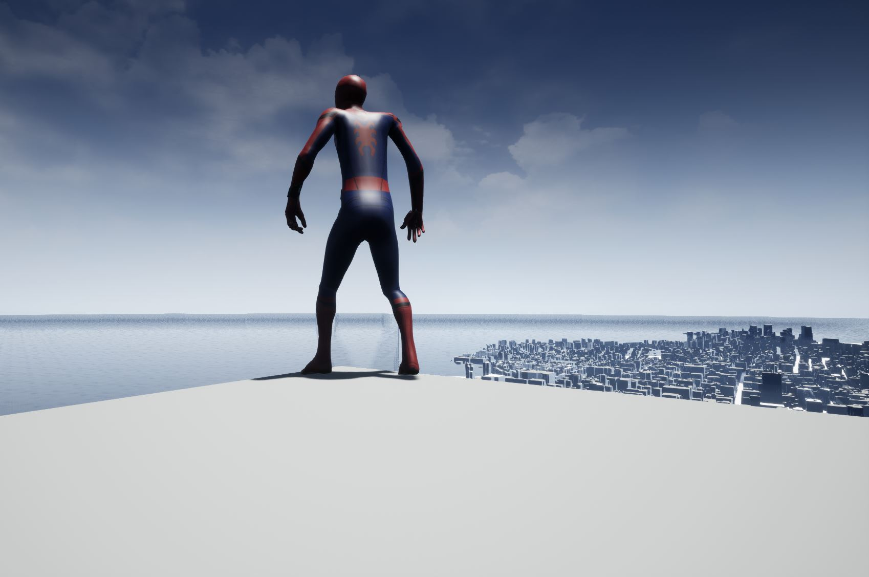 The Unreal Spider-Man by DanWho123