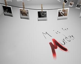 M is for Murder [Free] [Adventure] [Windows]