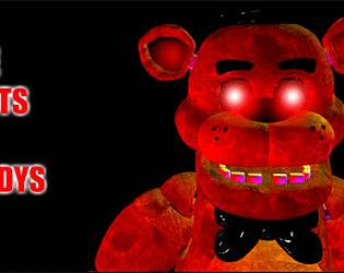 One Rage Nights at Freddy (FNAF Fan Game) by