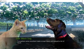 Puppy love dating sim