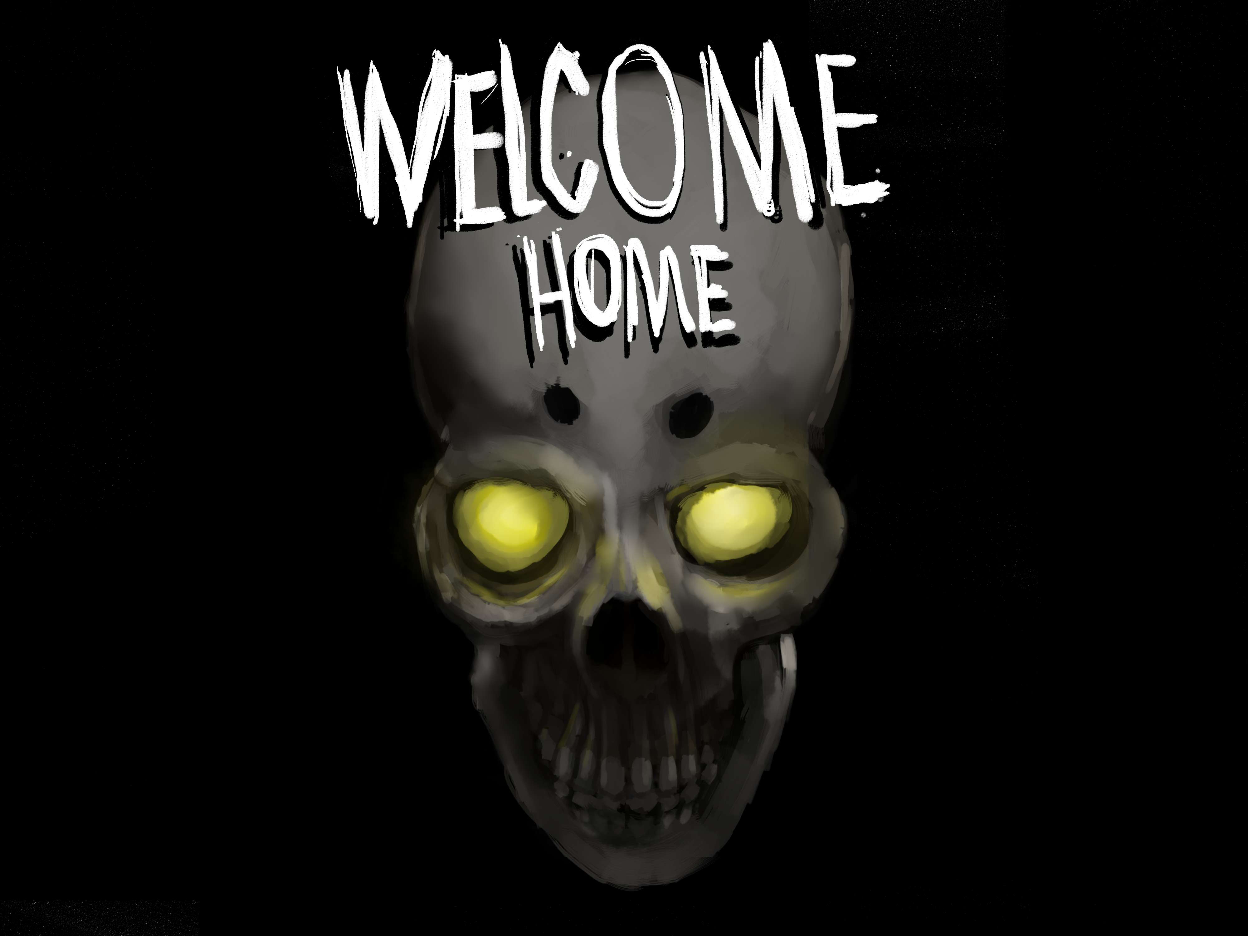 Welcome Home By Anactualskeleton