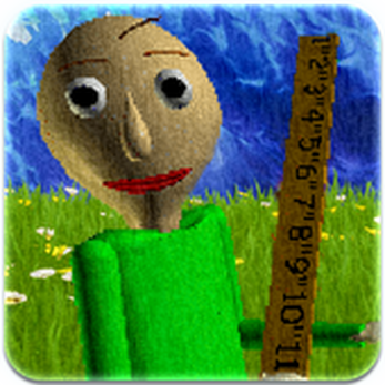 Baldi Sbasics W Mario 64 Mod By J La
