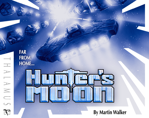 Hunter's Moon Remastered by Thalamus Digital Publishing Ltd