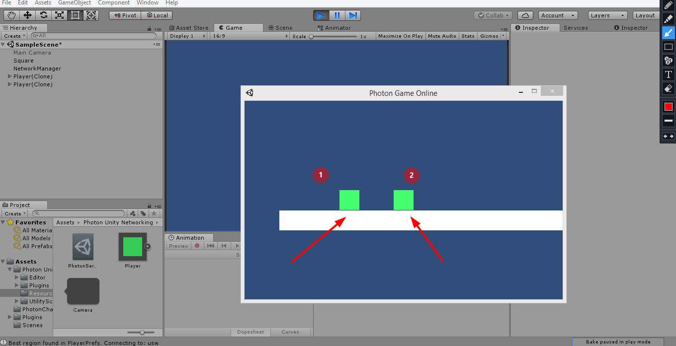 Photon Unity- 2D Simple Online Game by Miapata