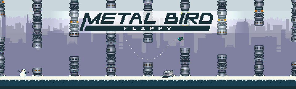 Metal Bird Flippy