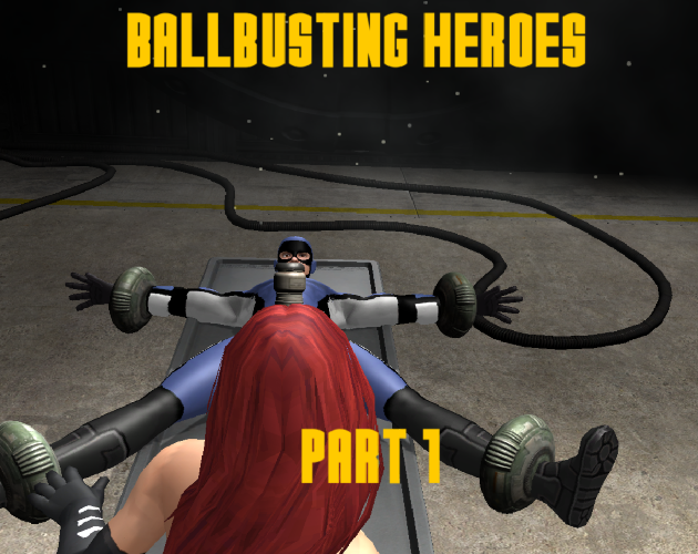 ballbusting game