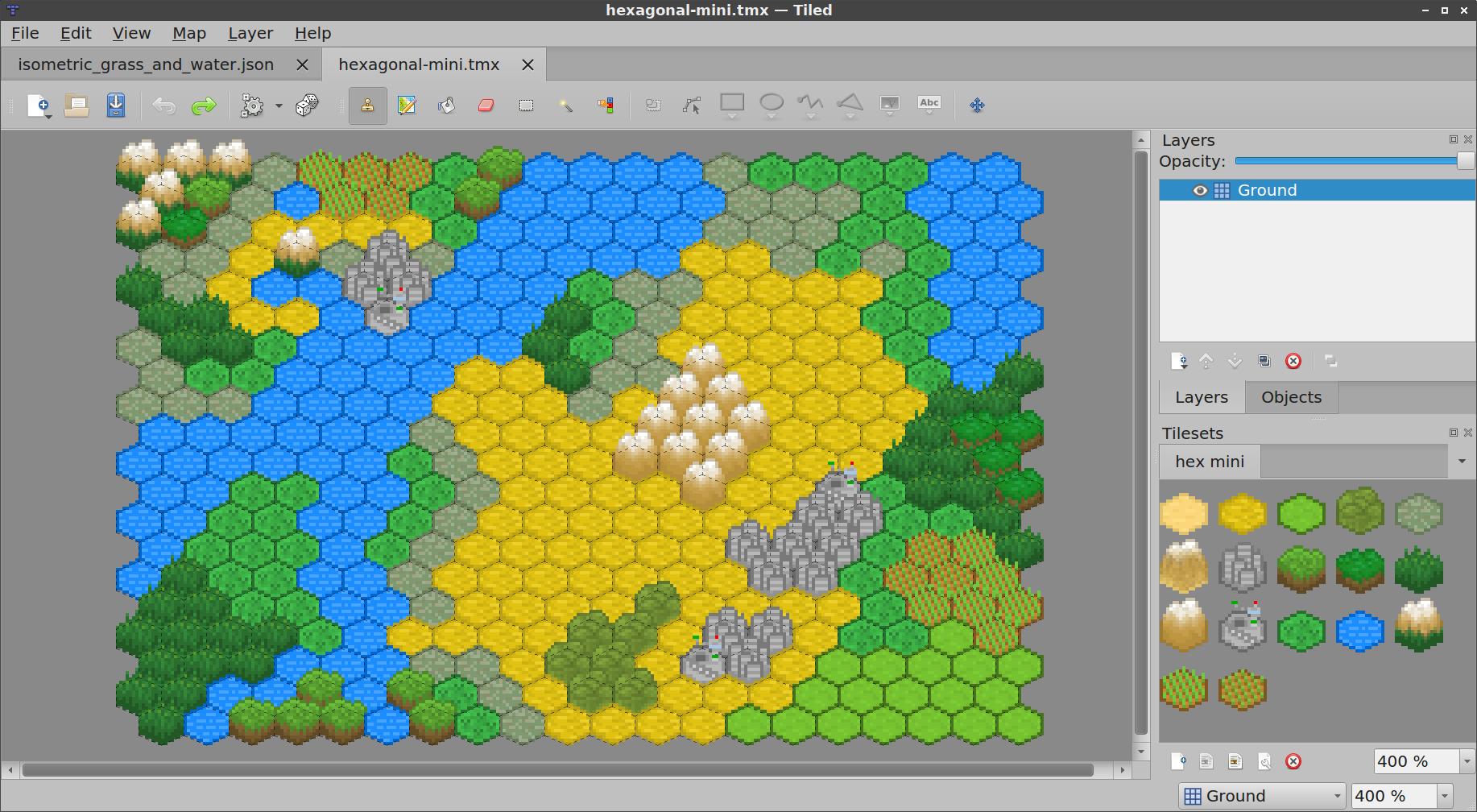 Tiled Map Editor by Thorbjørn