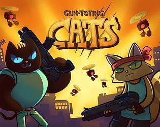 Gun-Toting Cats [Free] [Platformer] [Windows] [Linux]