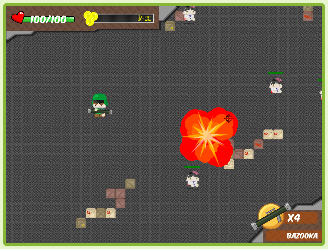 Top down shooter tutorial by making games 101 baditri Choice Image