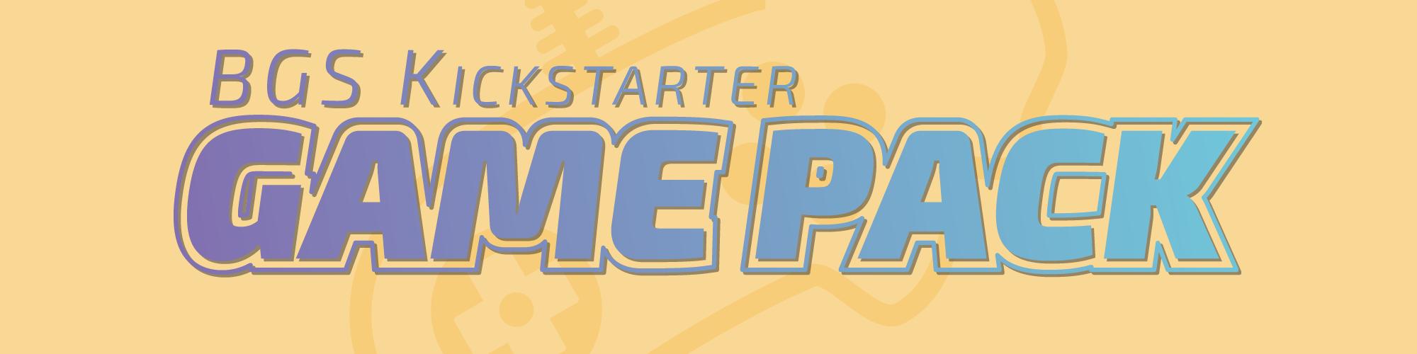 BGS Kickstarter Game Pack
