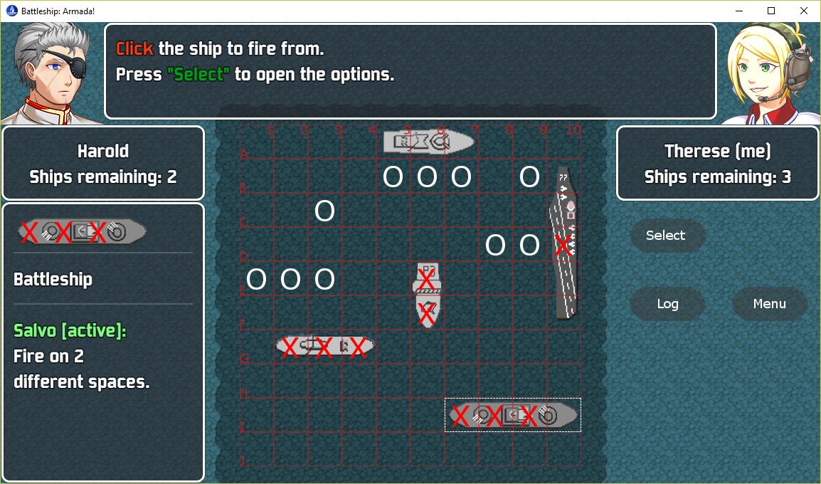 Battleship: Armada! by Aloe Guvner