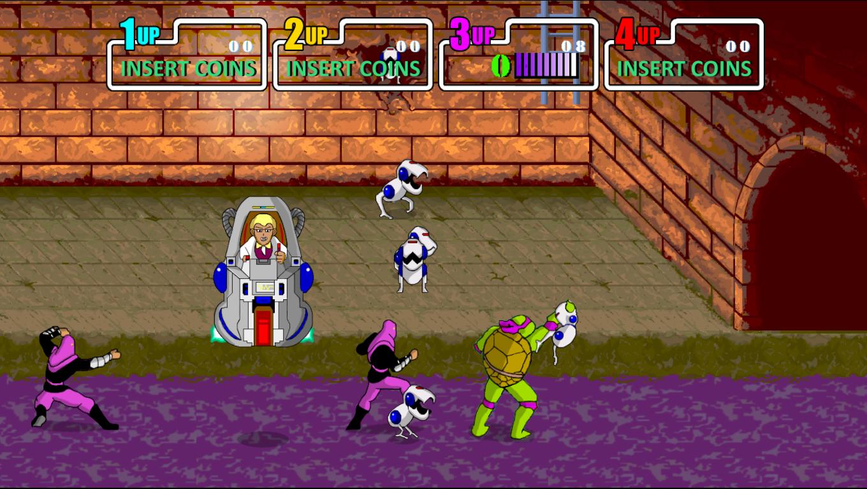 tmnt arcade hd remaster 2 2 - Tmnt arcade hd remaster by rafaturtle