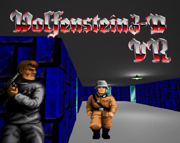 Wolfenstein 3D VR by Further Beyond
