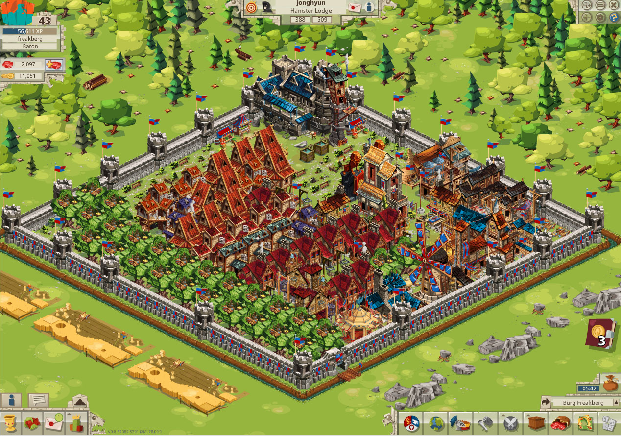 Goodgame Empire 2