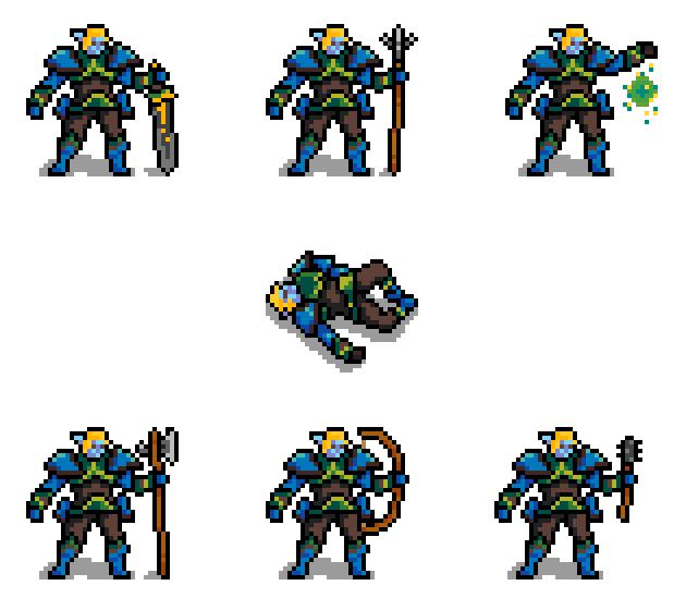 Critical Pixel Tokens By Zeshio