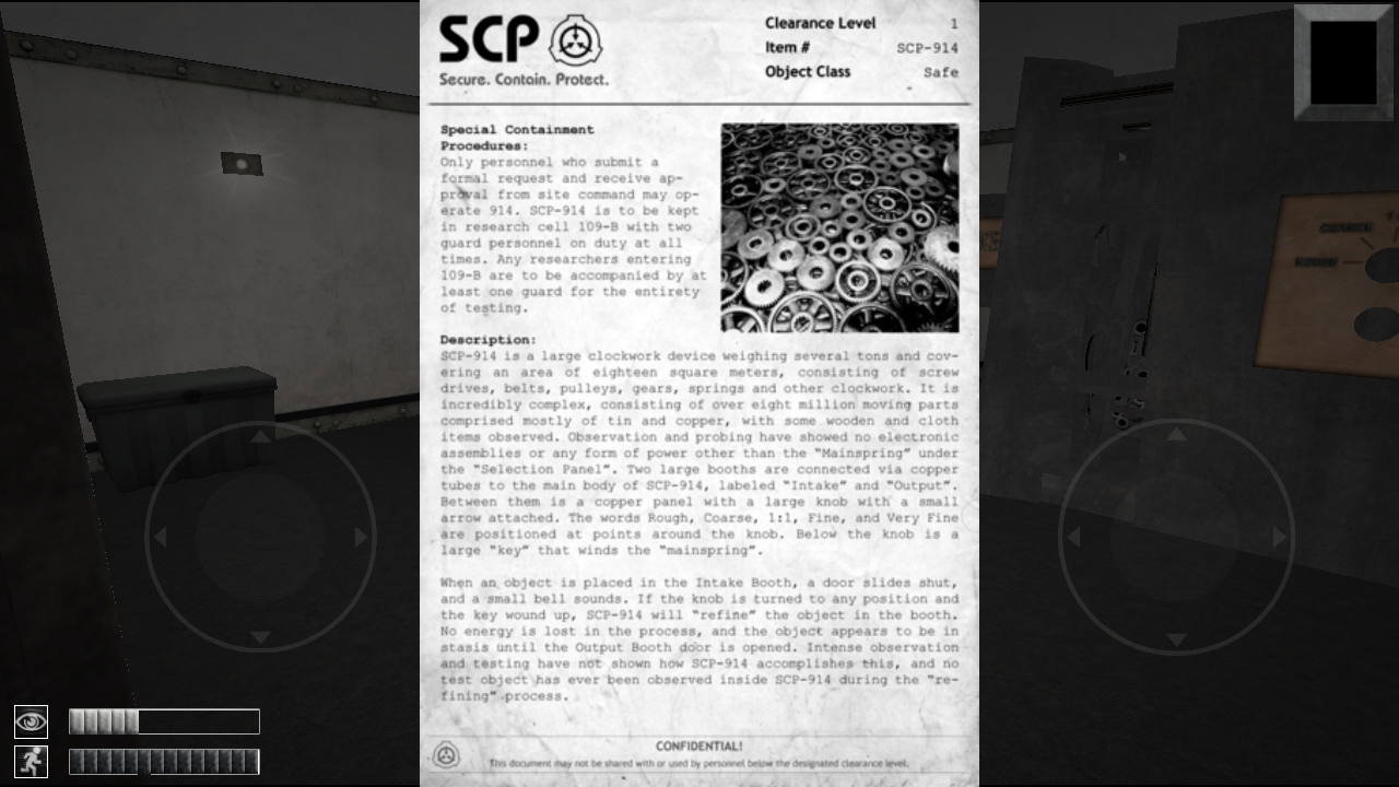 SCP CB Android Edition by FelixFilip