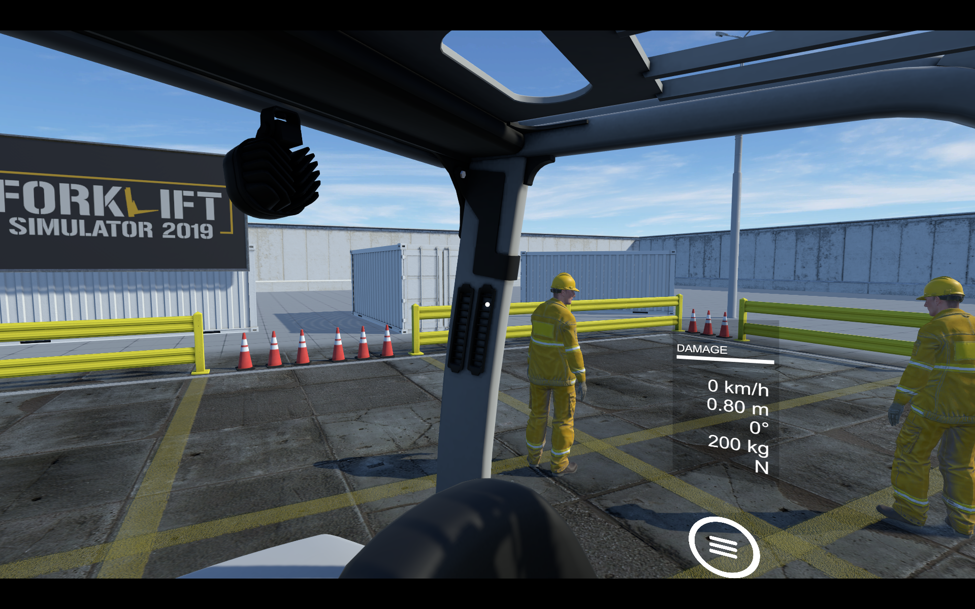 Forklift Simulator 2019 by Blind Squirrel Games