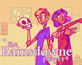The Rainsdowne Players [$3.99] [Role Playing] [Windows] [macOS]