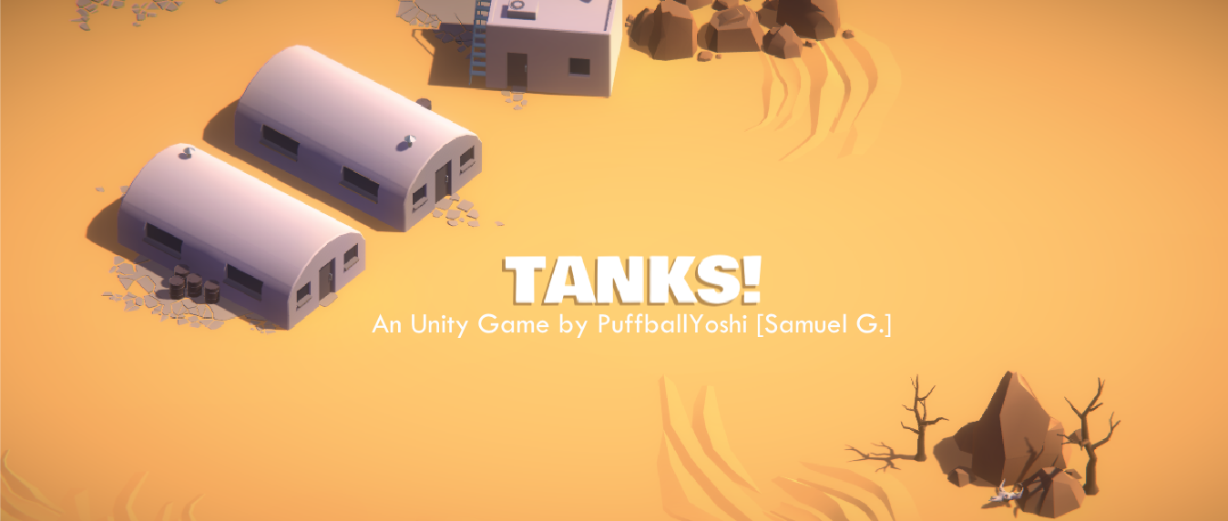 TANKS! by Samuel