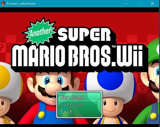remix super mario bros wii download